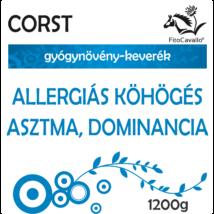 IAD, nyálkatermeléssel járó allergiás köhögés, kehesség