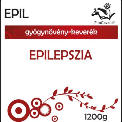 Epilepszia enyhébb tünetekkel vagy közepesen erős rohamokkal