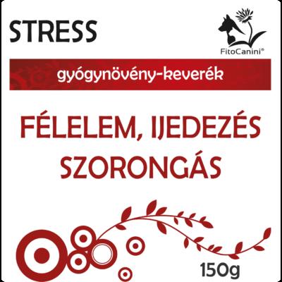 Stressz, ijedősség és félelem