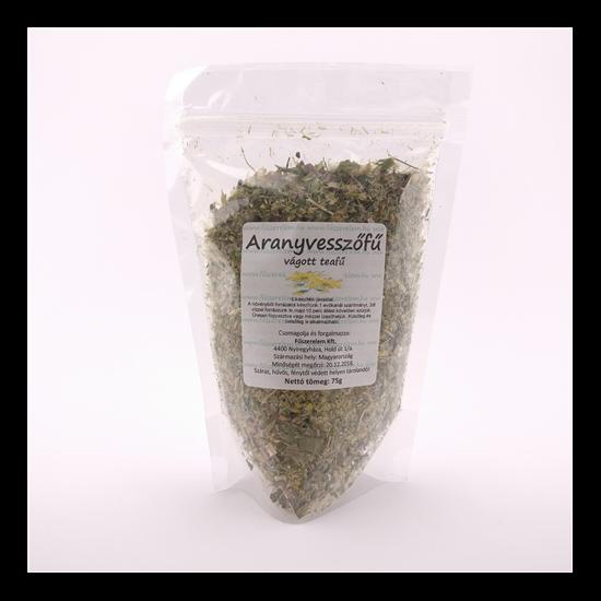 Aranyvesszőfű, vágott tea 75g