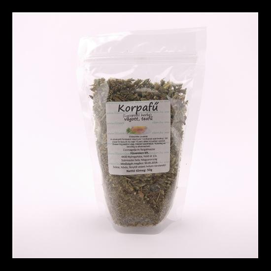 Korpafű tea 50g