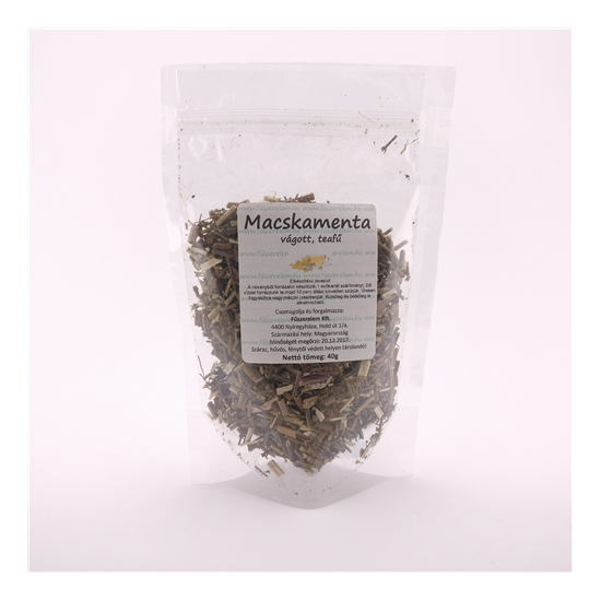 Macskamenta tea 40g