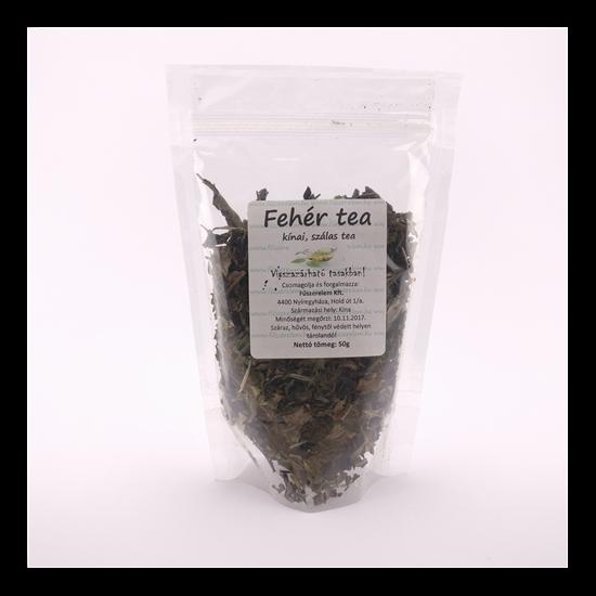 Fehér kínai szálas tea 50g