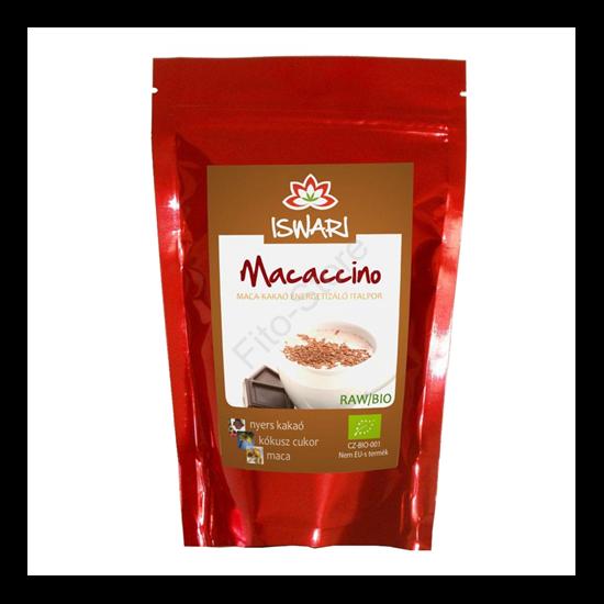 Maccacino (kakaópor macával) BIO 125g