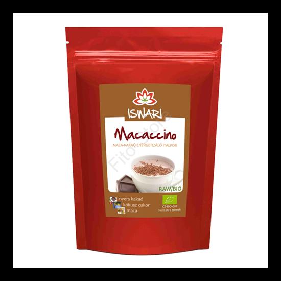 Maccacino (kakaópor macával) BIO 250g