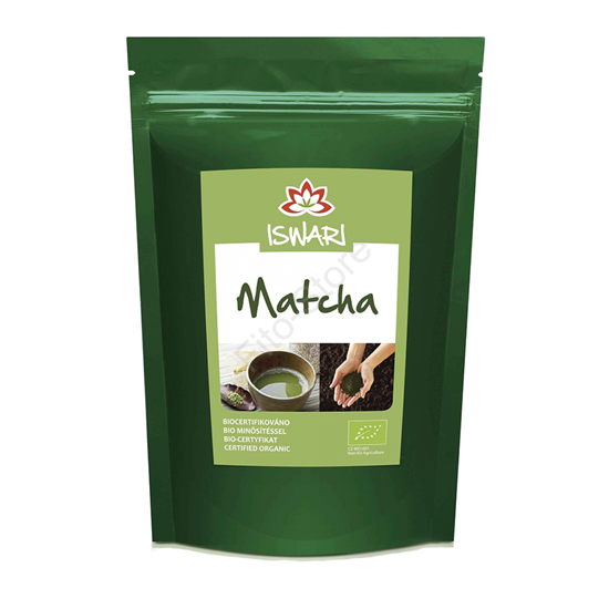Matcha japán zöld tea (por) BIO 70g