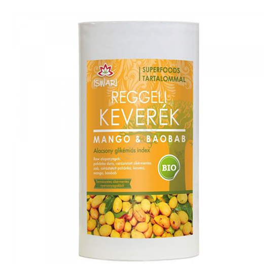 Mango-baobab BIO 800g